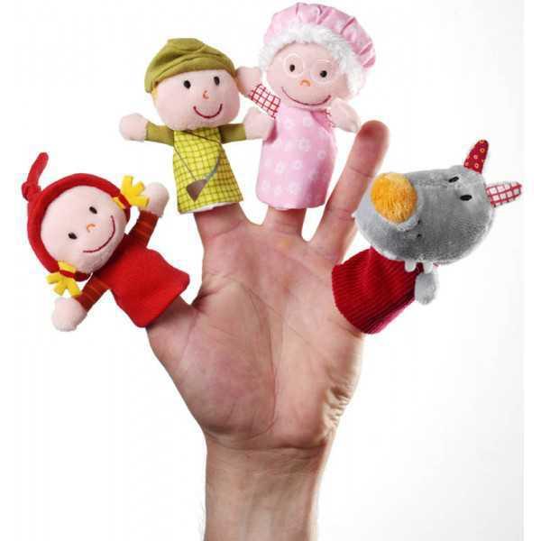 marionnettes a doigts lilliputiens chaperon rouge centre socioculturel du confolentais. Black Bedroom Furniture Sets. Home Design Ideas