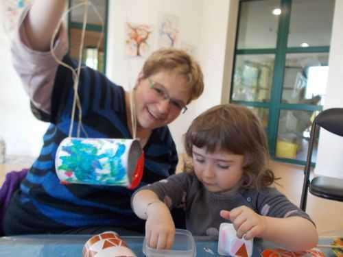 Pause Famille reprend le mercredi matin à l'école maternelle Clairefontaine