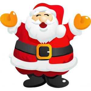 Le père Noël arrive bientôt…