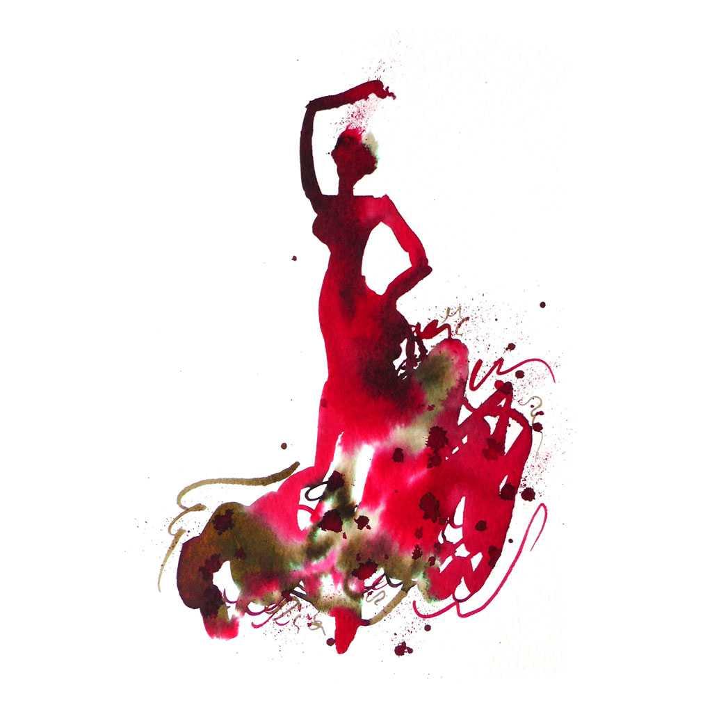 Spectacle Flamenco samedi 30 avril