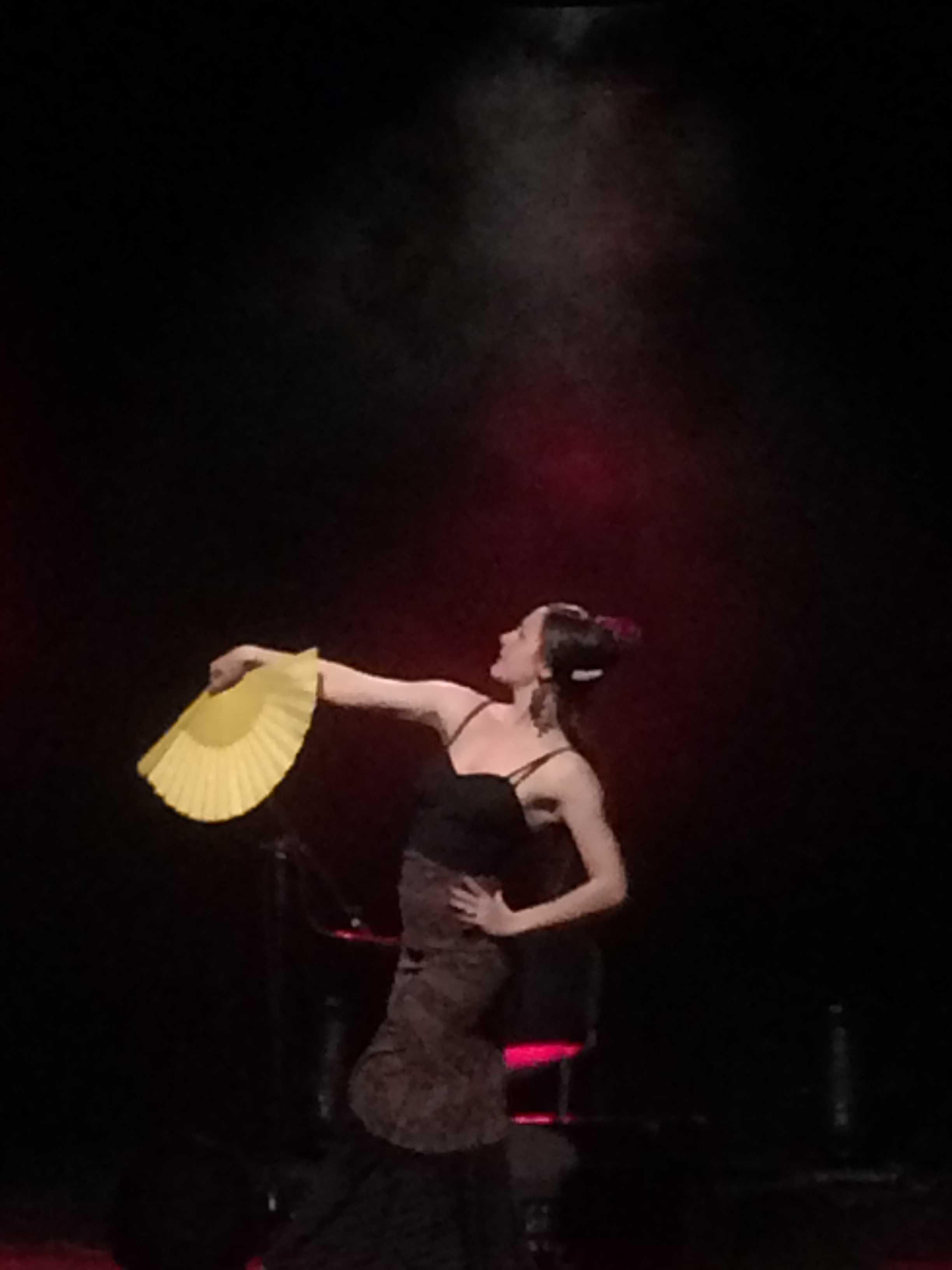 Les artistes Flamencos ont enflammé la scène St-Michel
