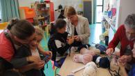 Vous savez tricoter ? Participez à la confection d'écharpes en laine qui seront remises à une association aidant les enfants. Les créations d'écharpes ou les dons d'écharpes seront à apporter […]