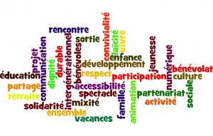 Participez à la vie associative du centre! Rejoignez les groupes de projet