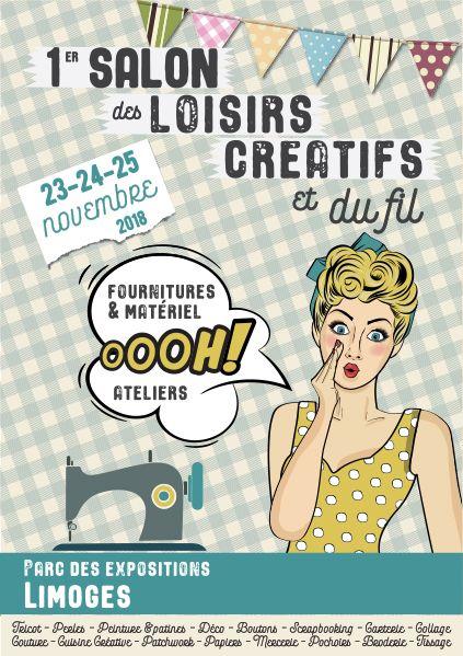 24/11 Sortie au 1er Salon Des Loisirs Créatifs