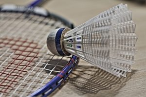 7/12 Badminton au Téléthon