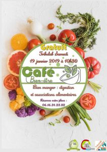 19/01 Café Bien-Etre : Alimentation