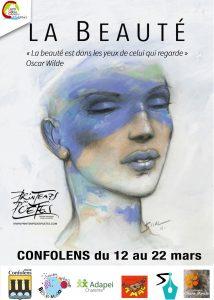 Programme du Printemps des poètes à Confolens