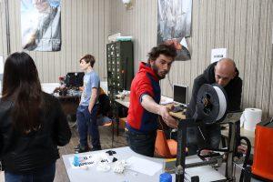 Atelier 3D au TribuLAB