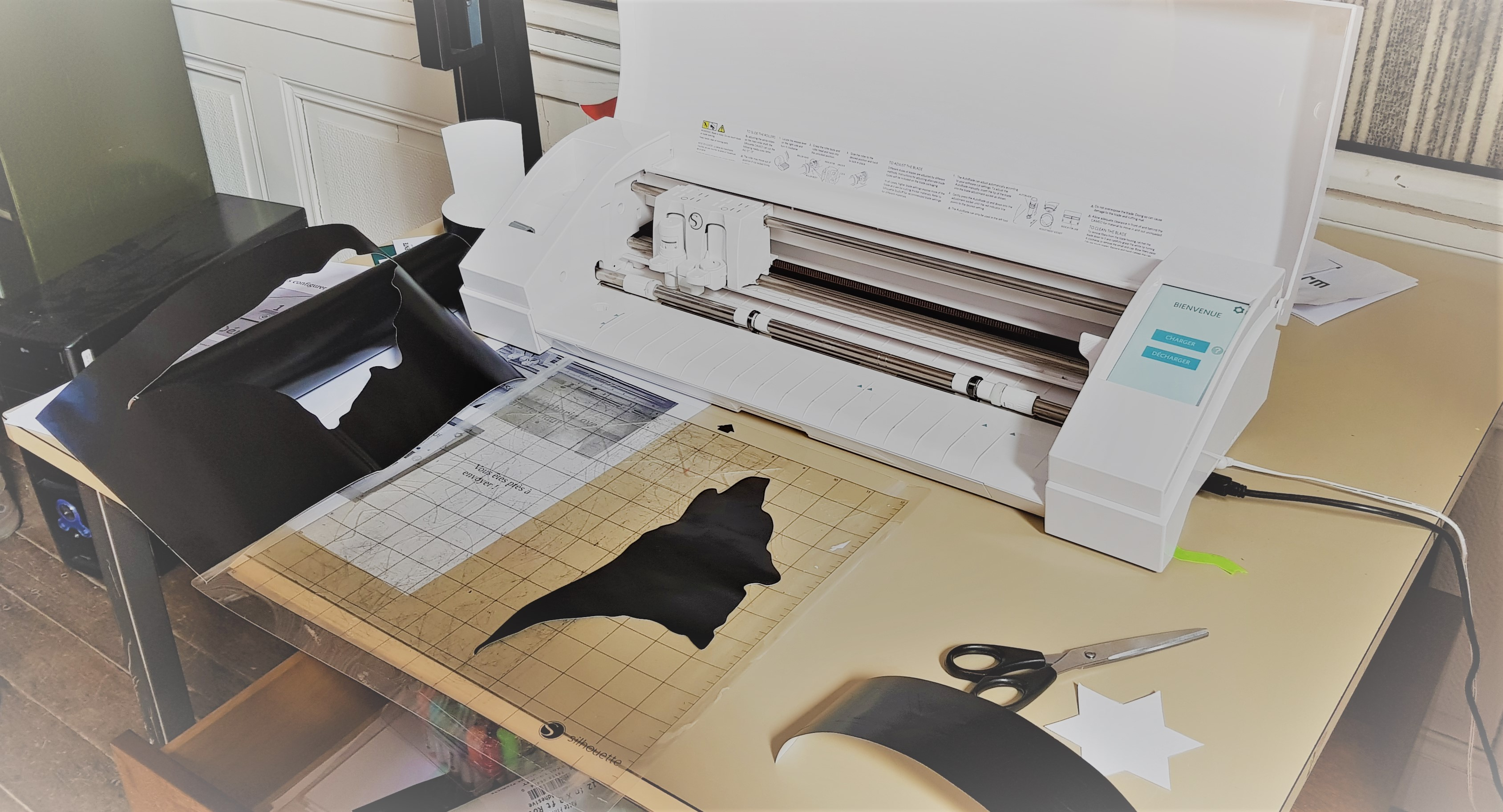 Atelier Stickers