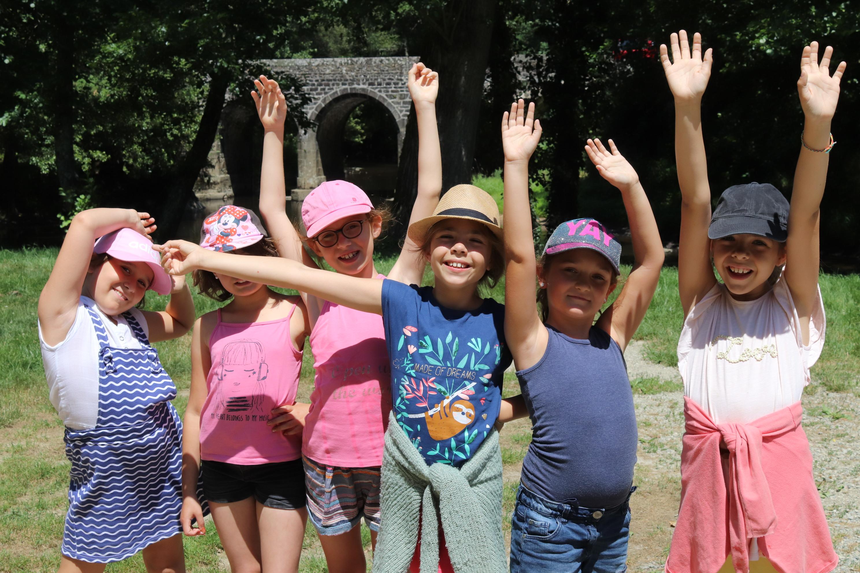Album photos de l'été du centre de loisirs primaire