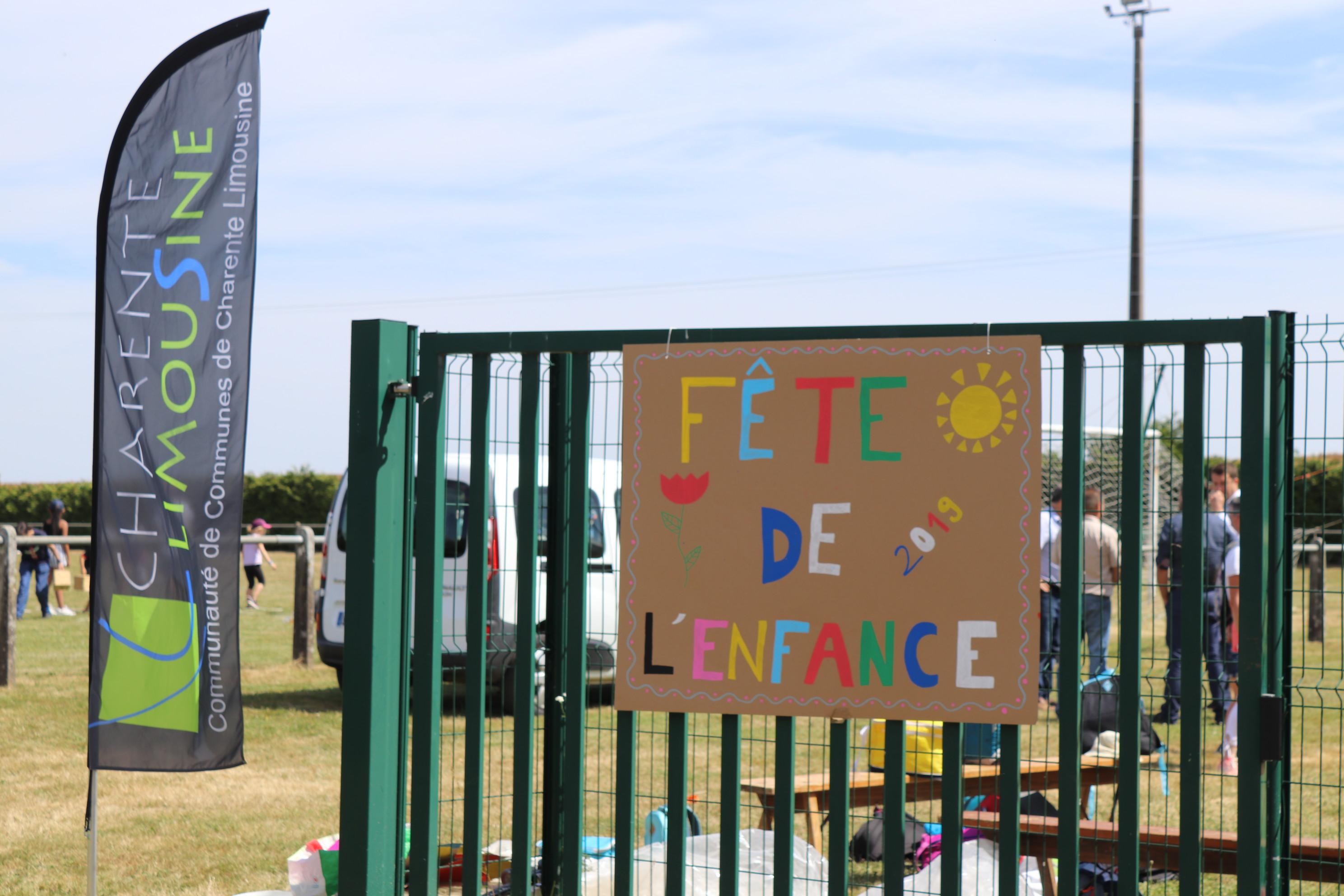 La Fête de l'enfance a rassemblé les centres de Charente-Limousine à Montemboeuf