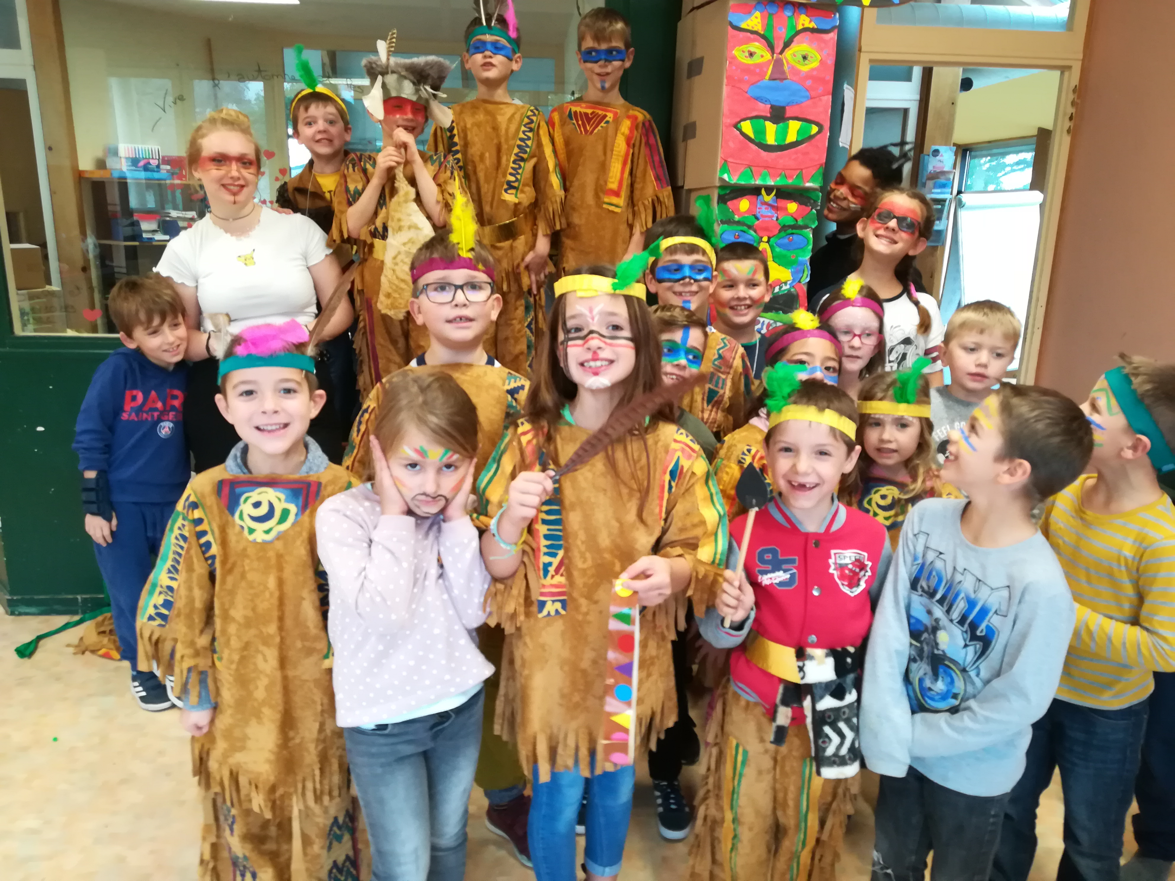 Alpagas et monstres, les enfants ont adoré!