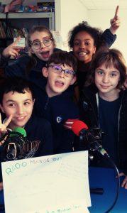 Radio Mange Tout! Écoutez la 2ème émission en podcast!