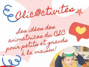 Read more about the article clic@ctivités#19