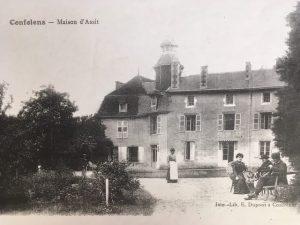 Read more about the article Le Château d'Assit au programme des Journées du patrimoine