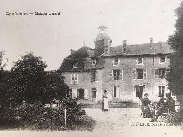 Le Château d'Assit au programme des Journées du patrimoine