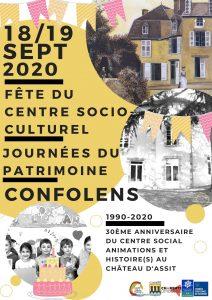 Read more about the article Le CSC prépare son anniversaire les 18 et 19 septembre