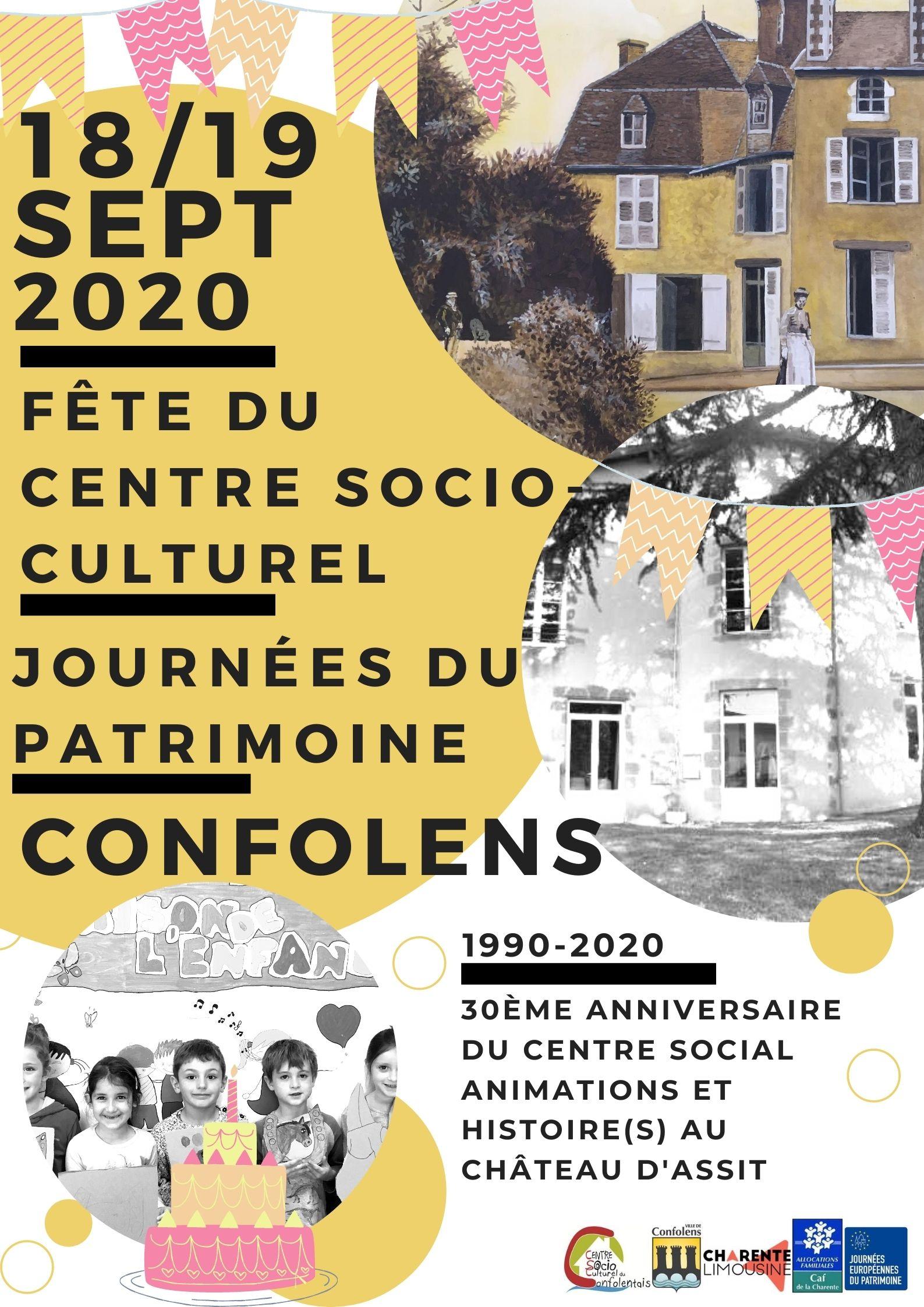 Le CSC prépare son anniversaire les 18 et 19 septembre