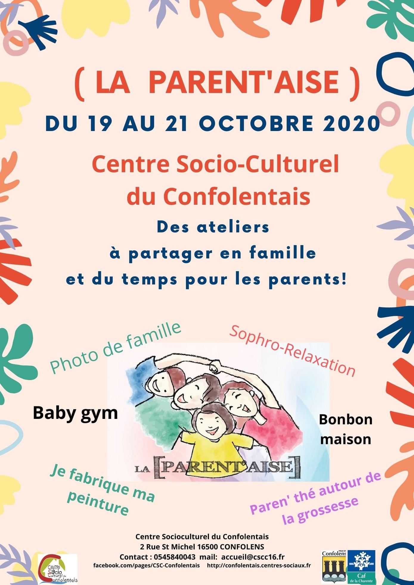 Read more about the article Votre avis sur la Parent'aise